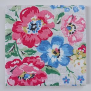 Ceramic Wall Tiles in Cath Kidston Meadow Bunch 100mm 150mm